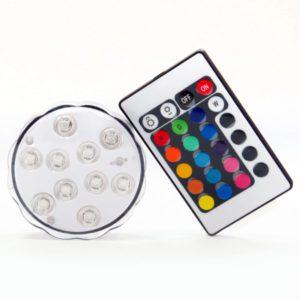 LED подсветка для кальяна AMY с пультом z205